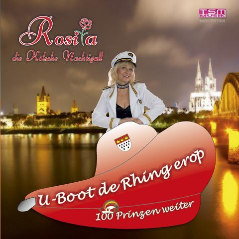 Rosita die Kölsche Nachtigall -UBoot